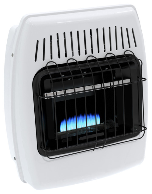Dyna-Glo 10,000 Btu Natural Gas Blue Flame Vent Free Wall Heater.