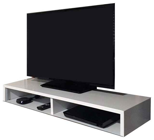 Tabletop Tv Stand White