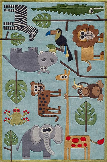 Safari Nursery Rug Roselawnlutheran