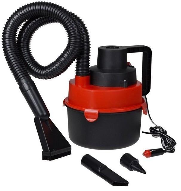 Auto Car Vacuum Cleaner Portable Wet / Dry DC 12 Volt Mini High Power