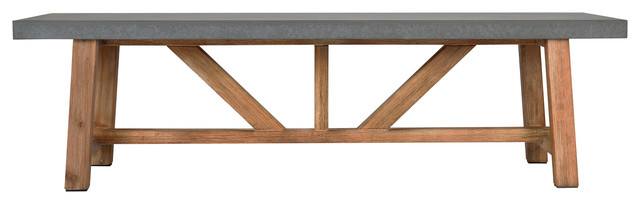 Chilson Patio Table, Large