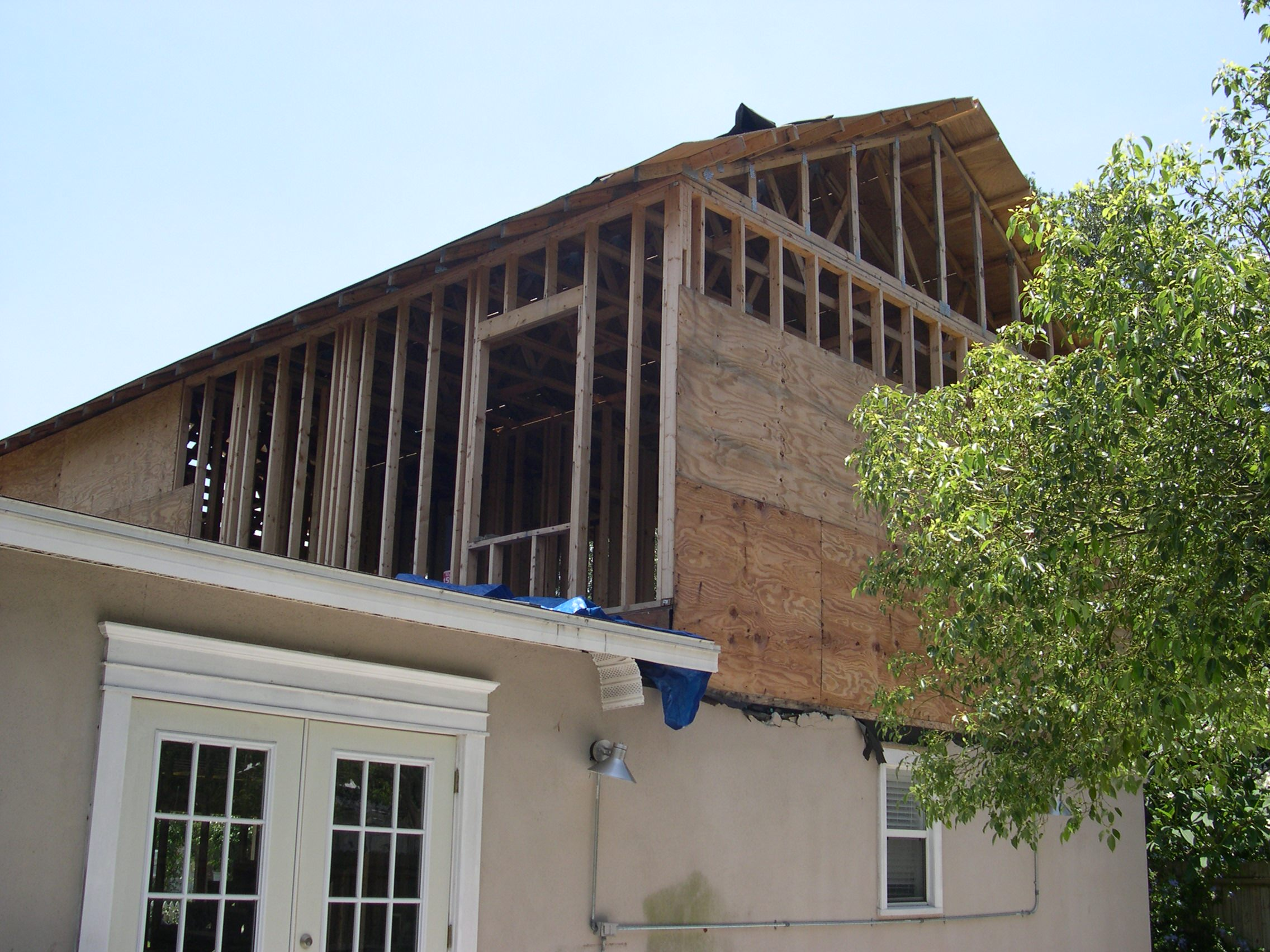 Second Floor Home Addition