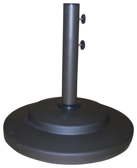 Umbrella Base Stand With Wheels Contemporary Outdoor Umbrella