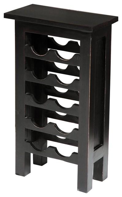 Cottage Wine Rack.
