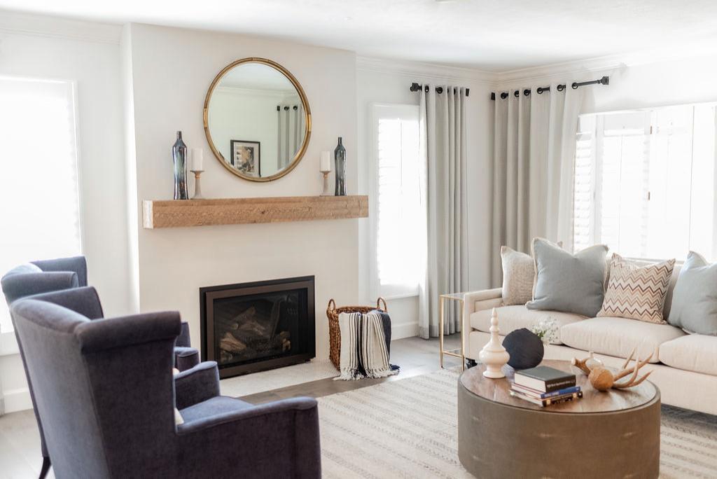 Littleton Living Room Remodel
