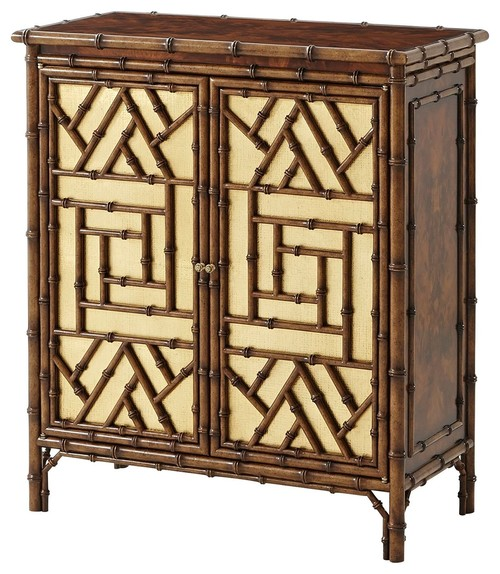 Theodore Alexander The Argent Decorative Chest