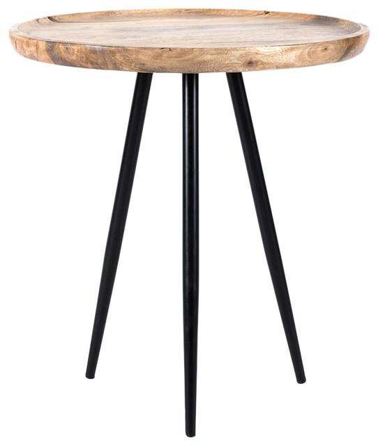 Chervey Tripod Side Table