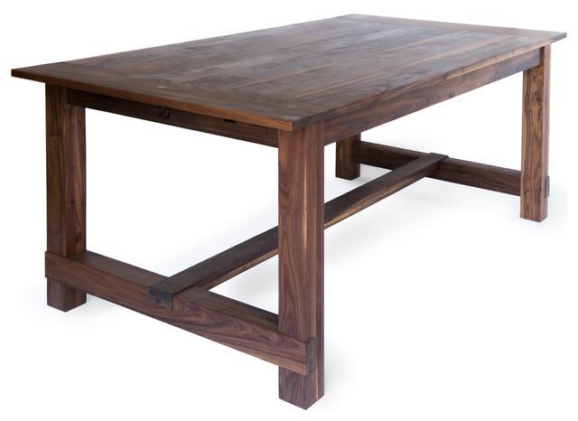 Republic Table in Black Walnut
