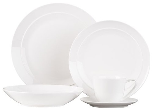 Halo 20-Piece Dinnerware Set · More Info  sc 1 st  Houzz & where can i buy this set.