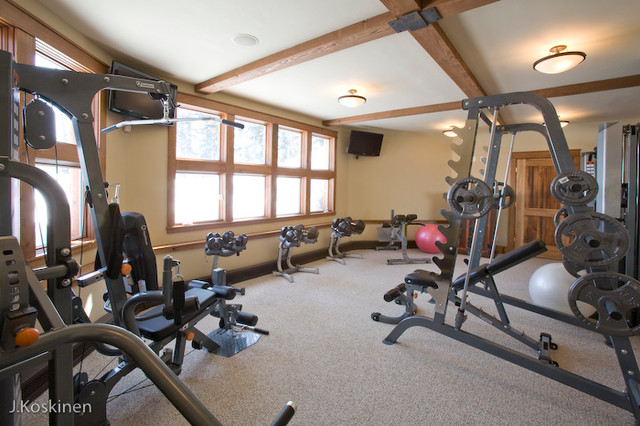 Interior Design Home Gym Home Photo Style