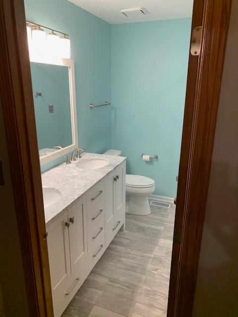Orland Park Bathroom Remodel