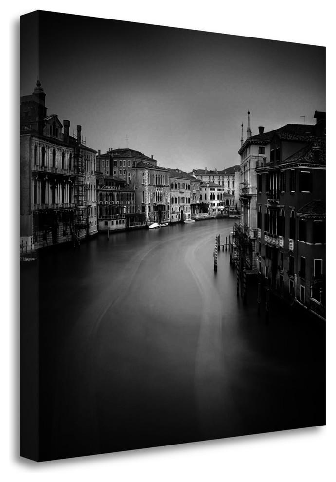 Canal Grande I By Nina Papiorek Contemporary Prints And Posters By Tangletown Fine Art