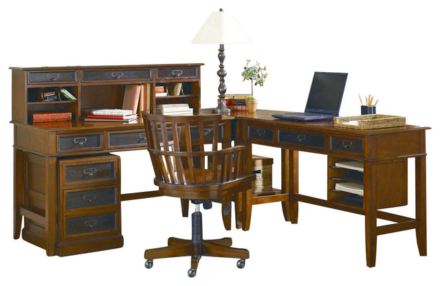 shop houzz hammary furniture hammary mercantile home office desk set