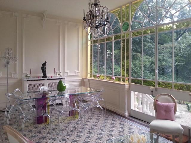 Bien Carrelage Maison Bourgeoise #1: Rénovation Du0027une Maison Bourgeoise Transitional