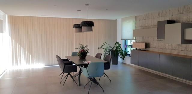 Aménagement et décoration d\'une entrée, séjour cuisine ...