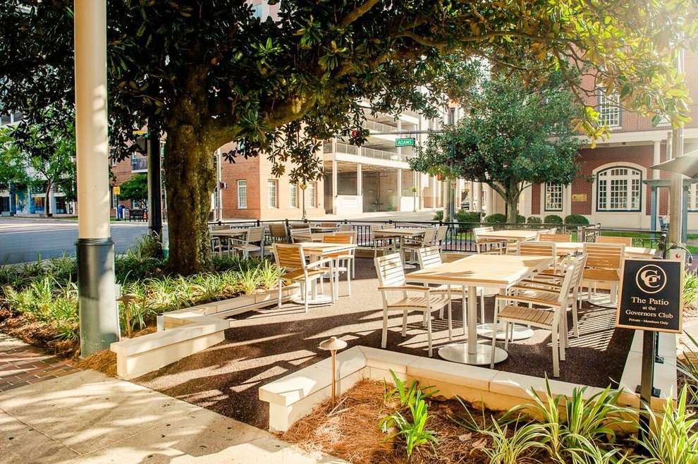 The Patio at the Governors Club