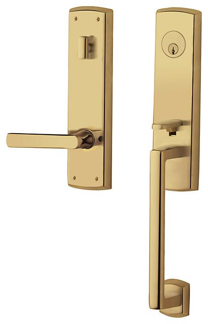 Baldwin hardware baldwin estate 85387 soho escutcheon for Baldwin entrance sets