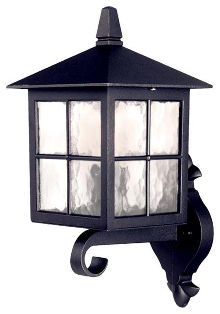 Winchester Wall Lantern, Uplight