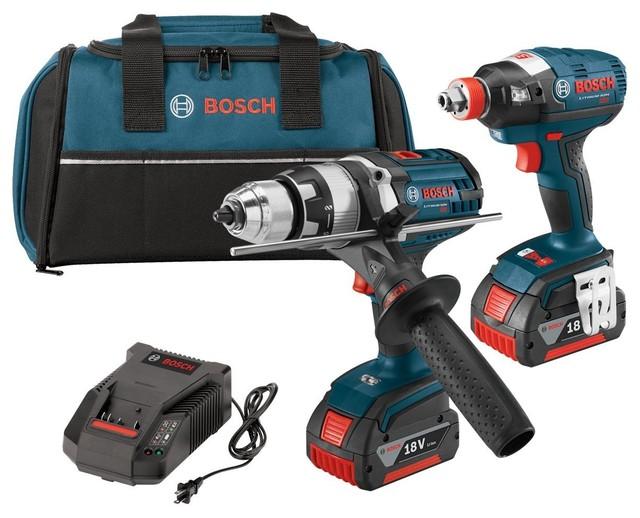 Bosch Clpk224-181 2-Tool Combination Tool Kit.