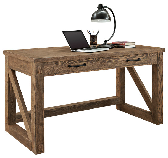 Avondale writing desk rustic desks and hutches by