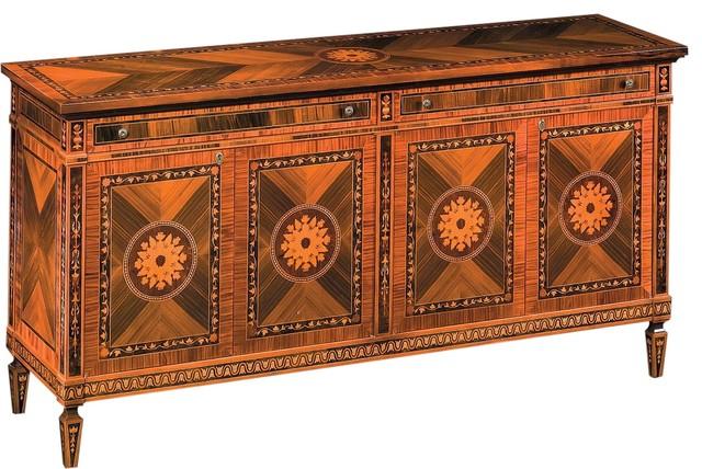 David Michael David Michael Maggiolini Formal Furniture Credenza View In Your Room Houzz