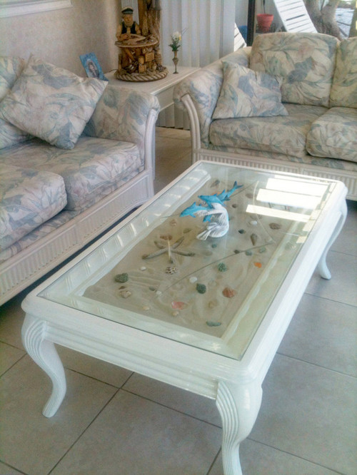 Redone Coffee Table