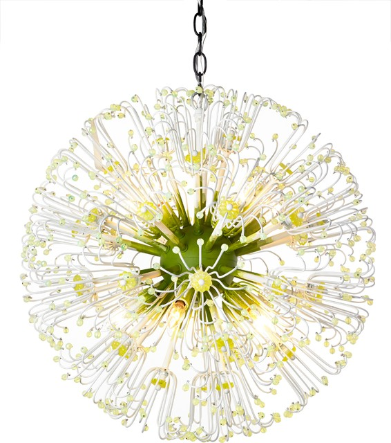Luxury Contemporary Chandeliers by Canopy Designs