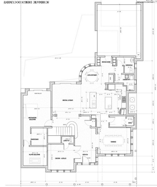 House Plans From Architect For Review