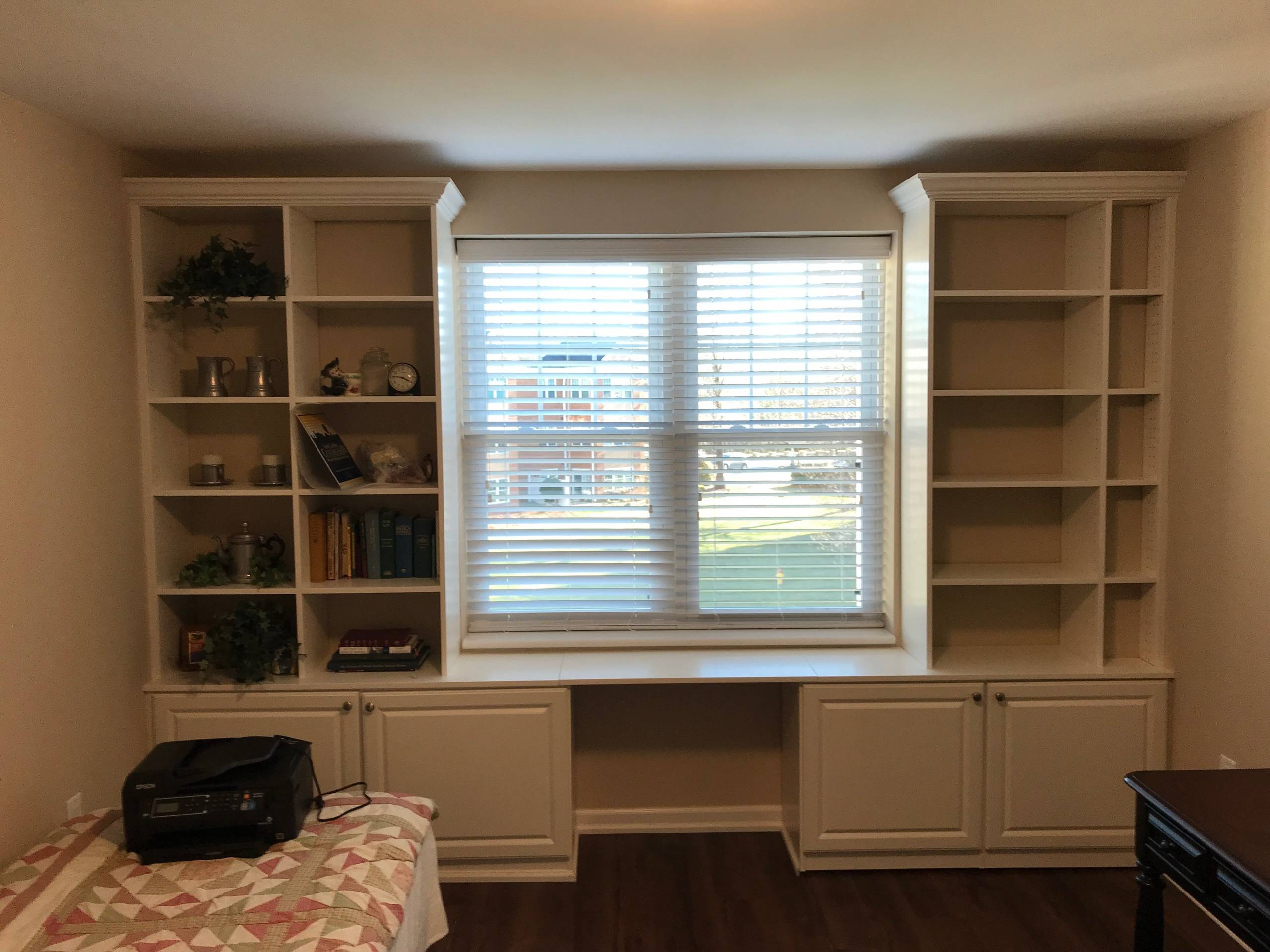 Built-in Wall Unit in Columbus, NCe