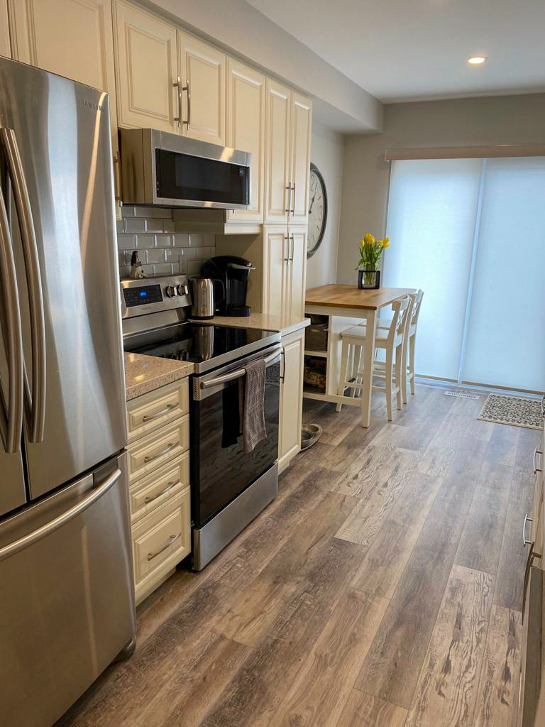 Townhome Remodeling & Interior Design - Bolton