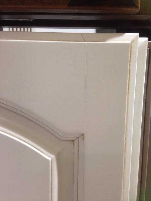 Do you like your mdf cabinet doors for Mdf painted cabinet doors