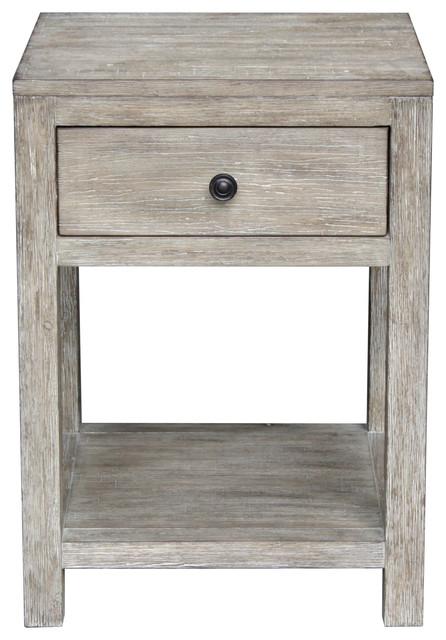 Wondrous Delacora Hm Ds D146 001 18 Wide Hardwood End Table Ibusinesslaw Wood Chair Design Ideas Ibusinesslaworg
