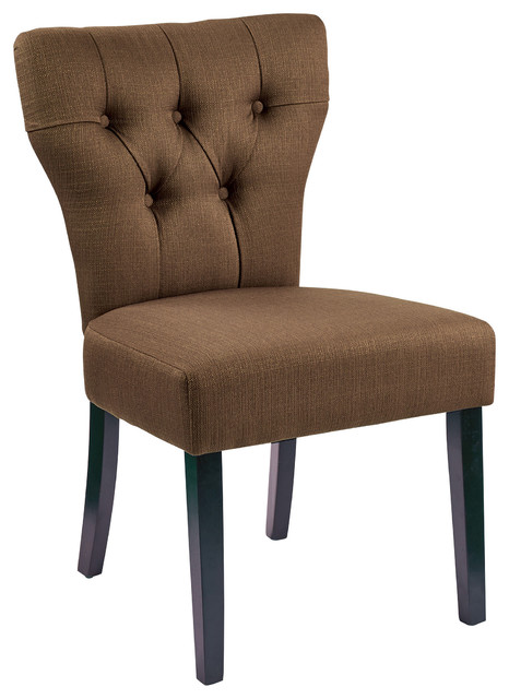 Andrew Dining Chair Transitional Dining Chairs By