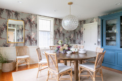 New This Week: 5 Fashionable Dining Rooms