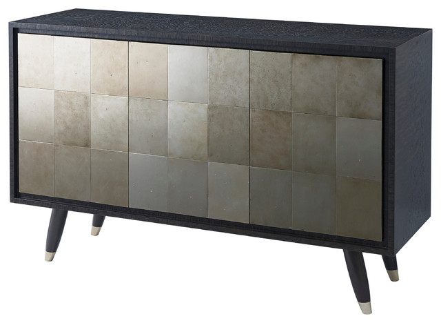 Step And Repeat Cabinet - Transitional - Accent Chests And Cabinets - by Theodore Alexander