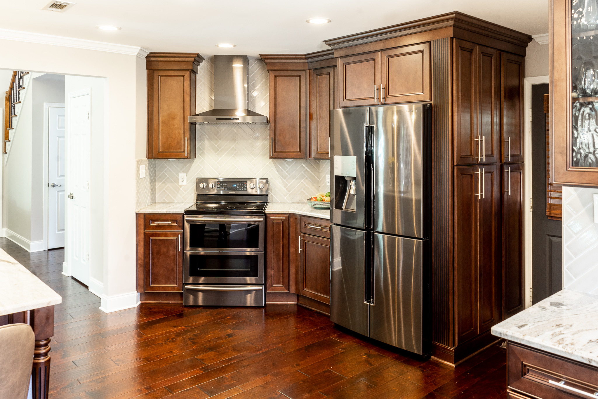 Peachtree City Transitional Kitchen Remodel