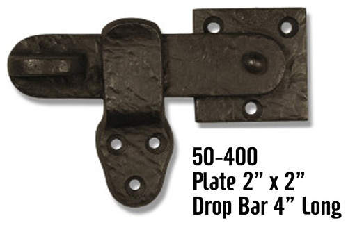 Would This Latch Hold Sliding Barn Doors Together?