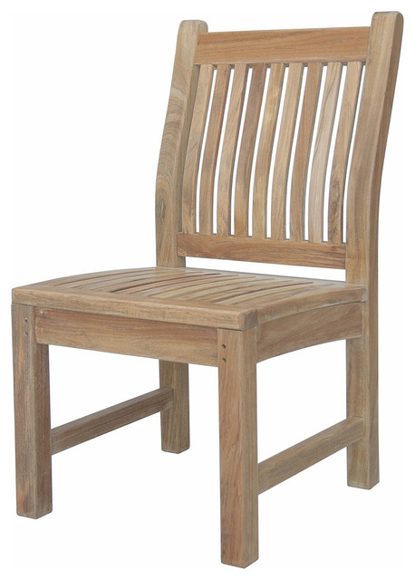 Sahara Dining Chair Craftsman Outdoor Dining Chairs