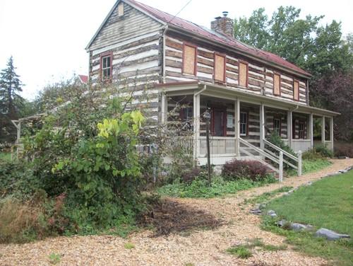 help designing log home exterior