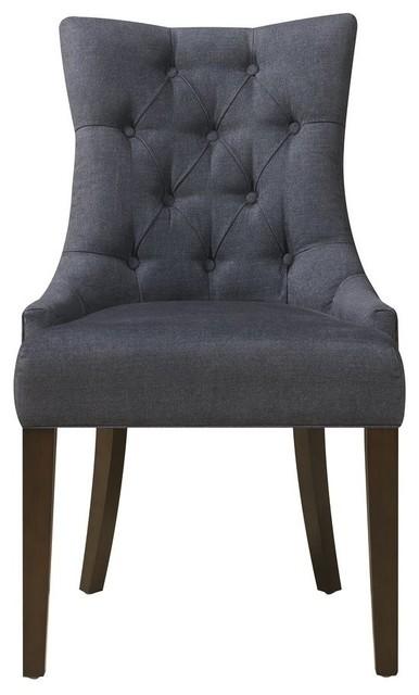 Pulaski Dining Chair Darkwash Denim