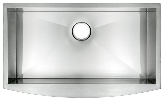 Undermount Apron Kitchen Sink, 33\
