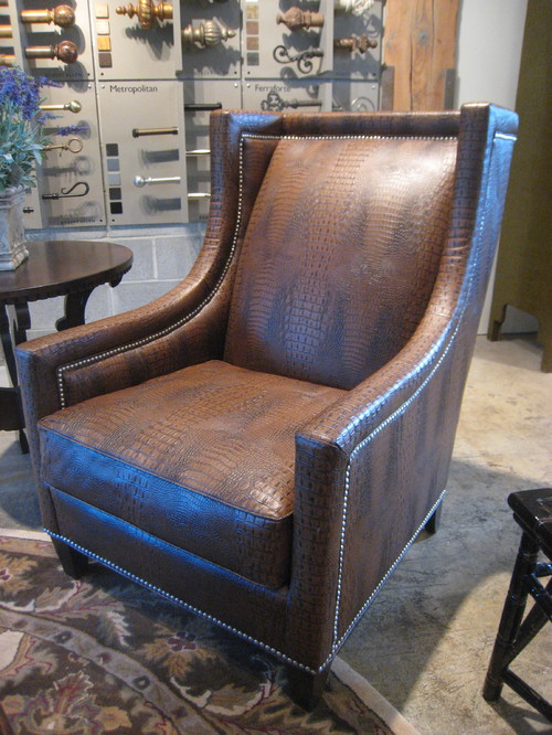 traditional armchairs by Pangaea Interior Design, Portland, OR