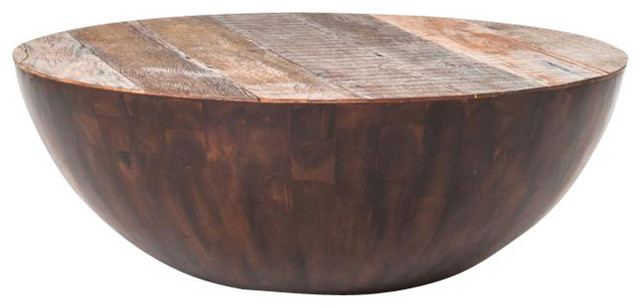 Bron Coffee Table Rustic Coffee Tables