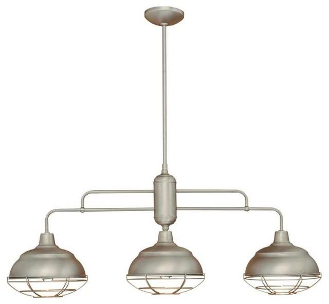 Millennium lighting neo industrial island light industrial kitchen island lighting by - Industrial kitchen island lighting ...