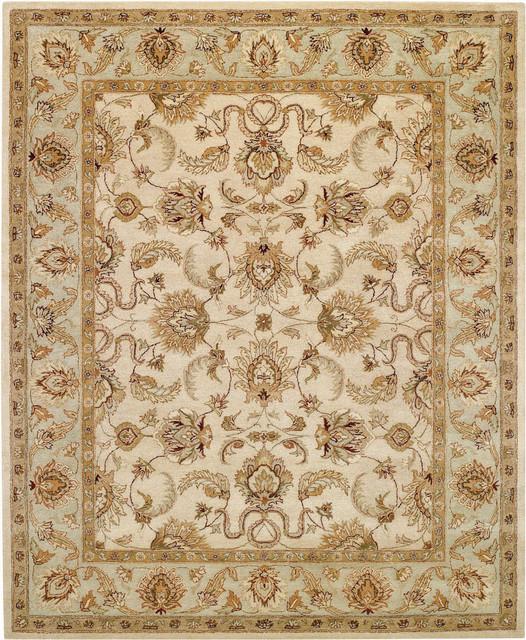 Dahlia Hand-Tufted Rug, 10&x27;x14&x27;.