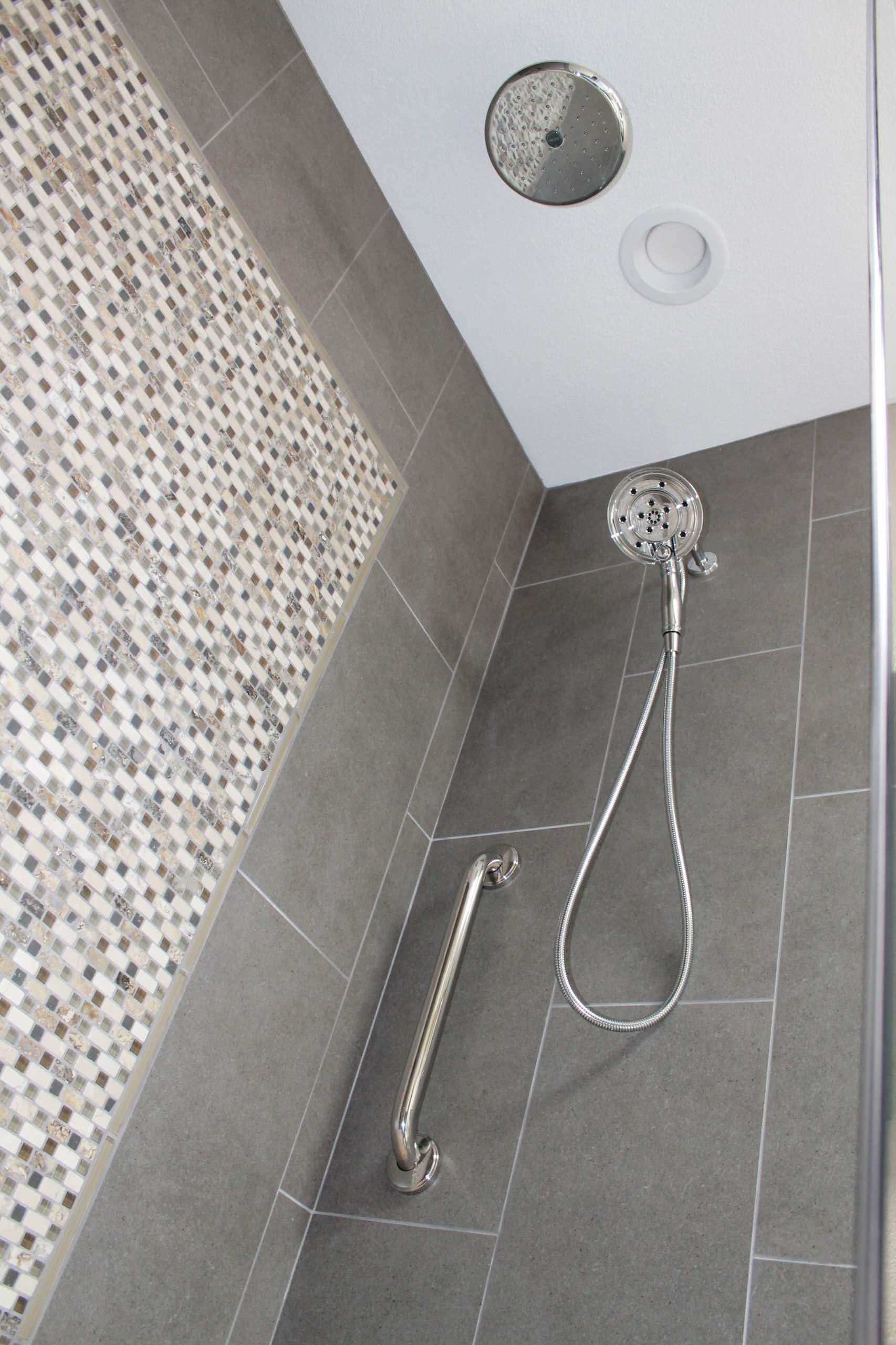 Picture Frame Shower Design
