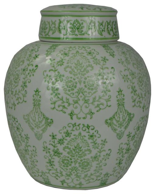 Treutlen Ceramic Jar