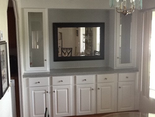 Dining Room Wall Unit Mesmerizing Dining Room Buildin Wall Unit Review