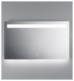 "Miraz, Illusion-Illuminated, LED, Bathroom, Mirror 48""x28 ..."