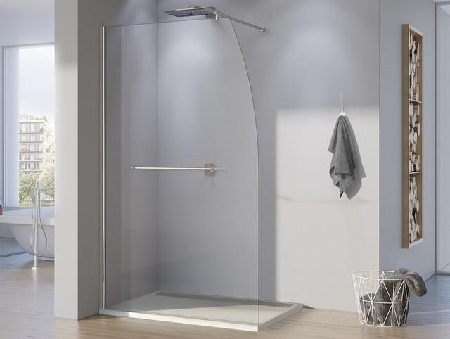 Walk In Dusche - Modern - Badezimmer - Köln - Von Bad-design-heizung Badezimmer Dusche Modern